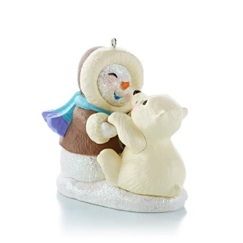 Snow Buddies #16 Series 2013 Hallmark Ornament