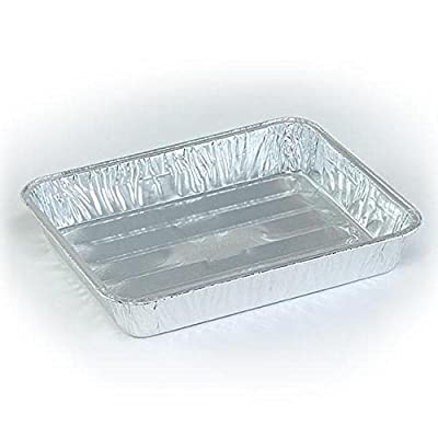 3PK 9x6.25 Small Disposable Broiler Pan by E-Z Foil/Pactiv