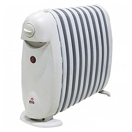 Radiador de Aceite (9 cuerpos) Grupo FM R9-MINI 1000W