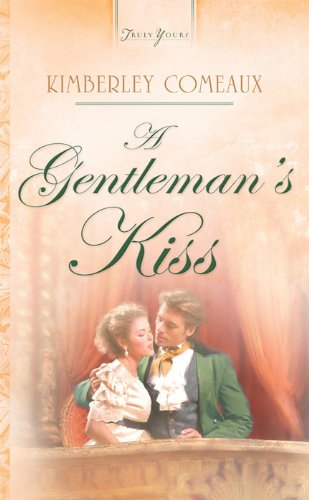 book cover of A Gentleman\'s Kiss