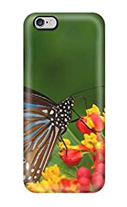 High Quality ZkZLUhX2803eolHJ Butterfly Tpu Case For Iphone 6 Plus(3D PC Soft Case)