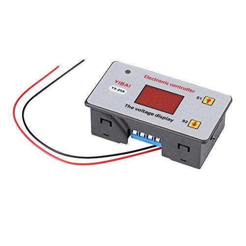 Batterie-Unterspannungsschutz, 12-V-Abschaltautomatik mit LED-Anzeige für Unterspannungsschutz