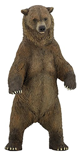 gdom Figure, Grizzly Bear (Forest Animal Craft)