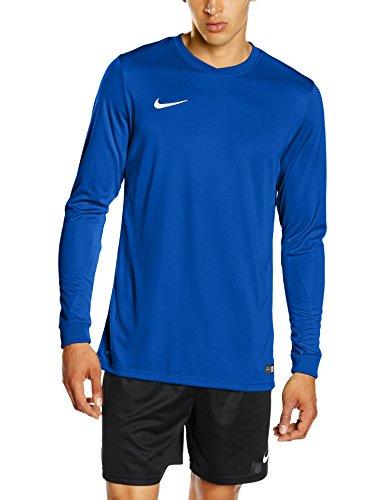 Maillot Park white Longues Manches Royal Blue À Vi Nike zwn4vdqxUx