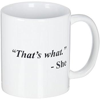 Amazoncom Dunder Mifflin The Office Funny coffee mug by