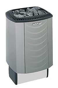 Harvia Sound Platinium-Sartén eléctrica para Sauna 8 Kw