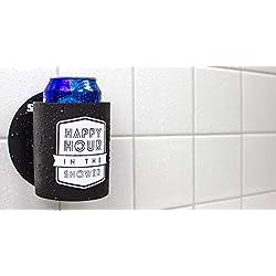 "Shakoolie - ""Happy Hour in the Shower"" - Shower Beer Holder"