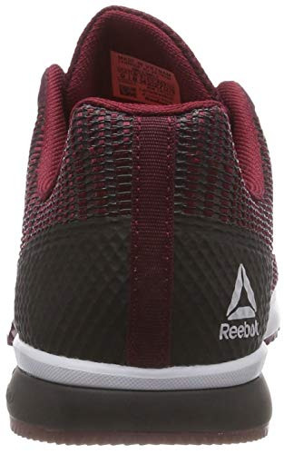 Tr De Flexweave Re Multicolore Speed Chaussures atomic Reebok Wine Homme White 000 black rustic Fitness spirit w1Iq5f