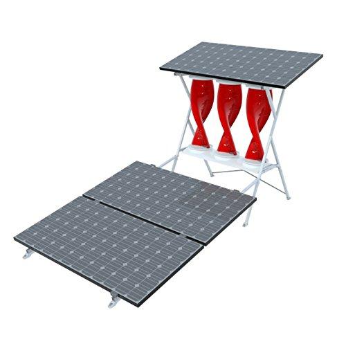 My SolarMill A 1 KW Wind & Solar Hybrid   Home or Commerc...