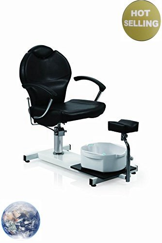 Beauty4Star Spa Furniture Pedicure Station Foot Massage Chair Nail Spa Salon Equipment