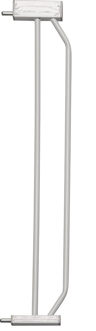 IB-Style - Extension for model 'Berrin'| 3 dimensions | white | for children safety gates | 10 cm