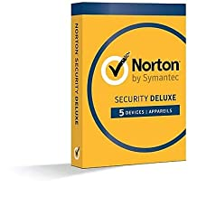 Norton Security Deluxe (2018), 5 Devices [Download]