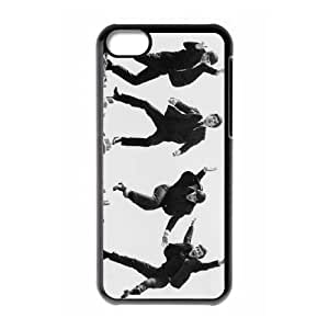 iPhone 5c Cell Phone Case Black The Beatles fove
