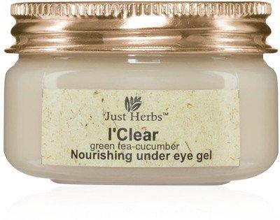 Just Herbs I'clear Green Tea-cucumber Nourishing Under Eye Gel