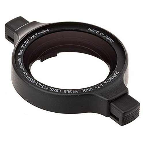 Insta-Wide: Super Wideangle Lens 0.7X with universal sized (27-37mm filter sizes) mount packed in display box