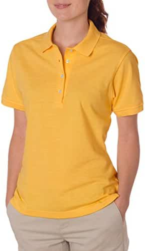 Jerzees Ladies' Spotshield Jersey Polo Shirt