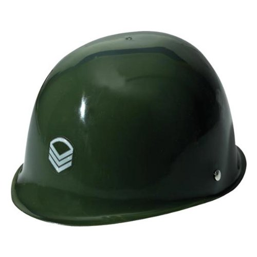 One Child Army Helmet -