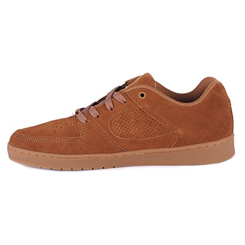 Es Accel Slim brown/gum Zapatillas - negro