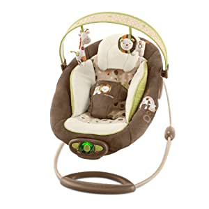 Ingenuity The Automatic Bouncer, Coco Cafe (Discontinued by Manufacturer)