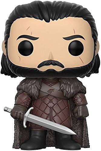 Funko - POP! Vinilo Coleccion Juego de tronos - Figura Jon Snow (12215)