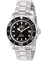 Men's 9307 Pro Diver Collection Stainless Steel Watch with Link Bracelet