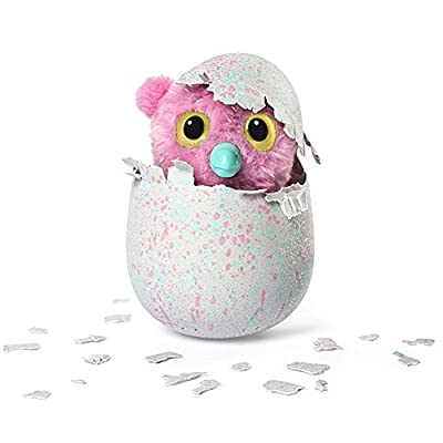 Hatchimals Glittering Garden - EXCLUSIVE Twinkling Owlicorn from Spin Master