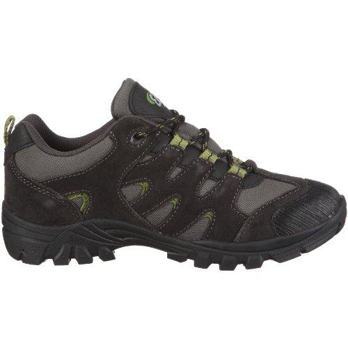 Bruetting Power 421000 - Zapatillas de deporte de ante para niño Gris