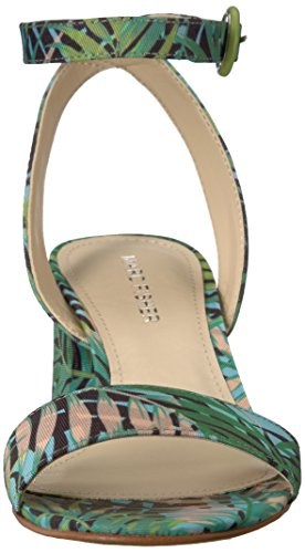 Marc Fisher Women's F-amina23 Sandal Green/Multi yN98c