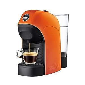 Lavazza a Modo Mio Tiny Macchina caffè, 1450 W, 0.75 Litri, Arancione