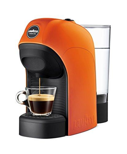 Lavazza LM800 Tiny Independiente Máquina de café en cápsulas 0,75 L Semi-automática – Cafetera (Independiente, Máquina…