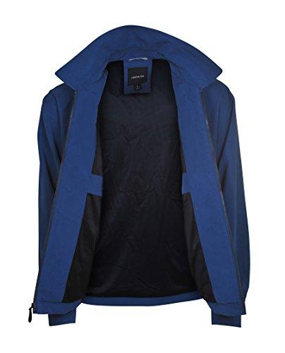 London Fog Men's Auburn Zip-Front Golf Jacket (Regular & Big-Tall Sizes)