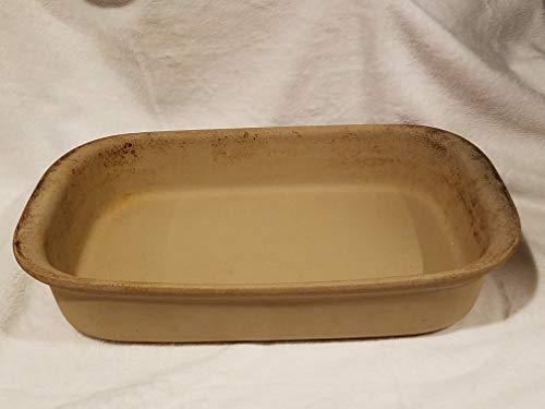 Pampered Chef Family Heritage Stoneware Rectangular Baker #1430 ()