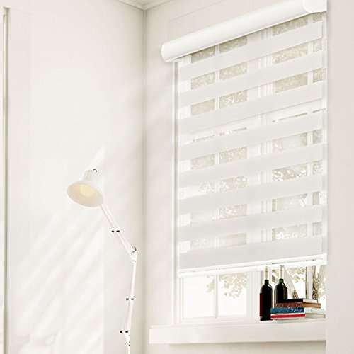 Sheer Light Filtering Shades - 4