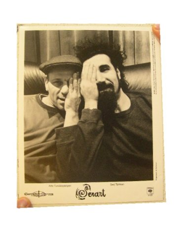 Serant Press Kit Photo Serj Tankian System Of A Down