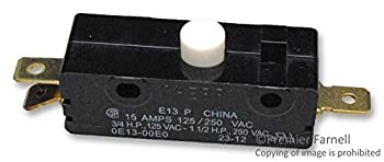 Basic / Snap Action Switches SPDT 15A QC TERM (1 piece)