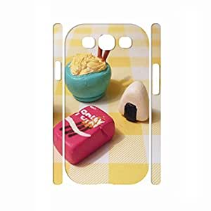 Beautiful Kawaii Vegetable Pattern Hard Shock Resistant Case Cover for Samsung Galaxy S3 I9300 Case