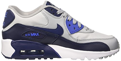 white Blue Air Bambino Nike Gs 90 comet Blue Da binary wolf Ginnastica Multicolore Grey Scarpe Max Mesh a8T8x1n