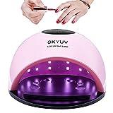 UV Nail Lamp, 80W UV Led Nail Lamp, Nail Dryer Light Curing Lamp