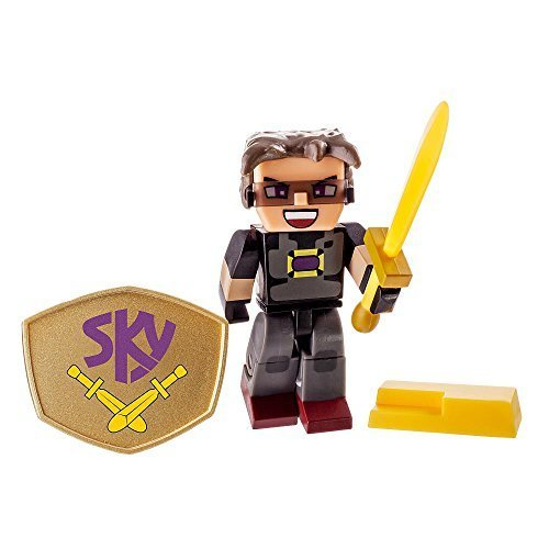 Zoofy International Sky Action Figure with Accessory by Tube Heroes