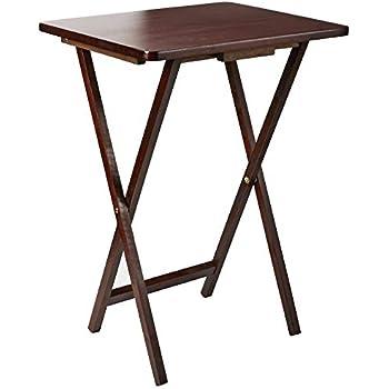 Amazon.com: Home Basics - Bandeja de mesa multiusos ...
