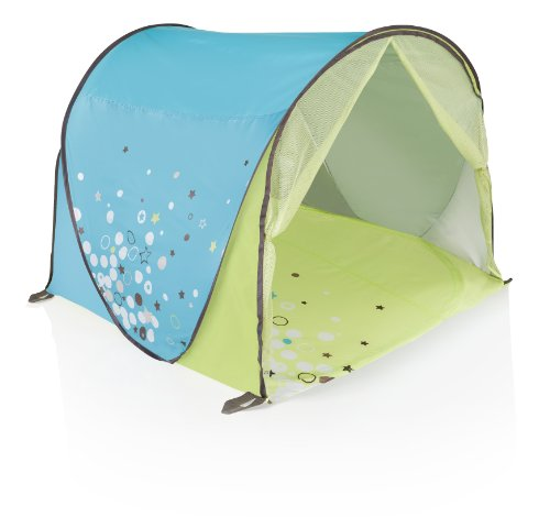 Babymoov Anti-UV Tent - UPF 50+ Sun Shelter for Toddlers and Children, easily folds into a Carrying Bag for Outdoors & Beach