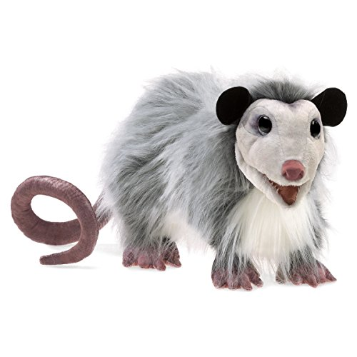 (Folkmanis Opossum Hand Puppet)