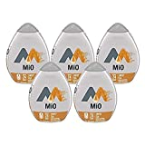 MiO Liquid Water Enhancer - Sweet Tea, makes 24 servings + Vitamins, 1.62 oz each, (Pack of 5)