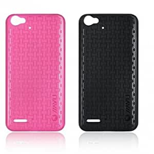 Silicone Protective Case For JIAYU G4 3000mAh Battery Edition --- Color:Rose Red