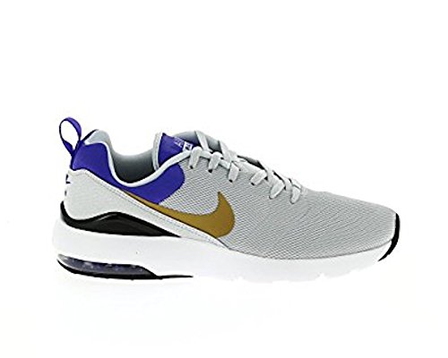 Nike Women's Air Max Siren Running Shoe, Pure Platinum/Metallic Gold (US 7 (B) M) (Max Nike Womens Gold Air)