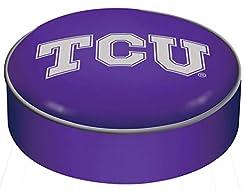 NCAA TCU Horned Frogs Bar Stool Seat Cov...