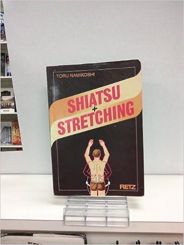 Livre Shiatsu + stretching epub pdf