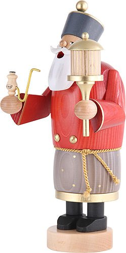 Smoker The 3 Wise Men - Caspar - 22 cm / 8 inch - KWO by Authentic German Erzgebirge Handcraft