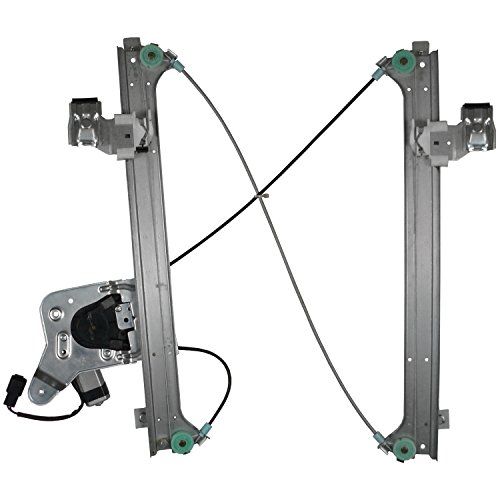 ACDelco 11A507 Professional Rear Driver Side Power Window Regulator with Motor ()