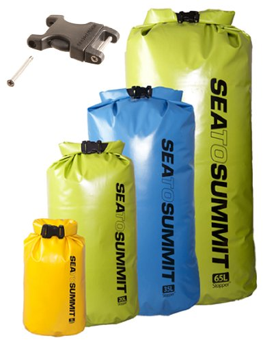 Sea to Summit Stopper Dry Bag - 65 Liter / Lime by Sea to Summit